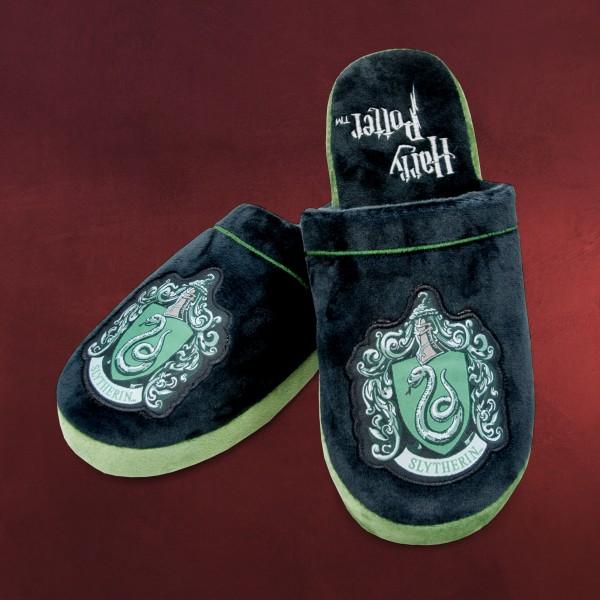 Harry Potter - Slytherin Plüsch Pantoffeln