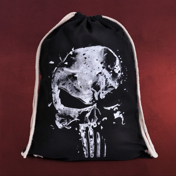 Punisher - Skull Logo Sportbag