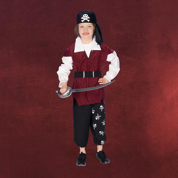 Pirat - Kinderkostüm