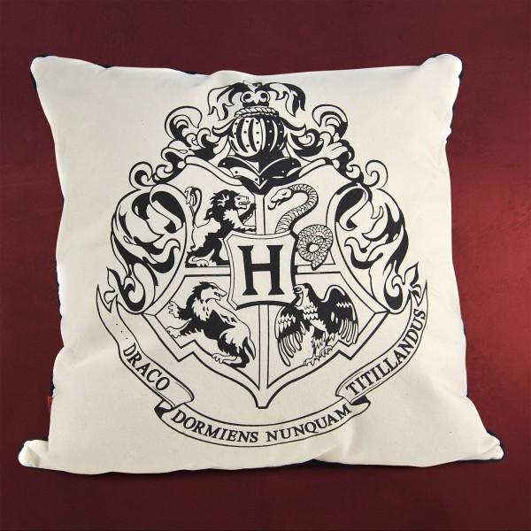 Harry Potter - Hogwarts Wappen Kissen