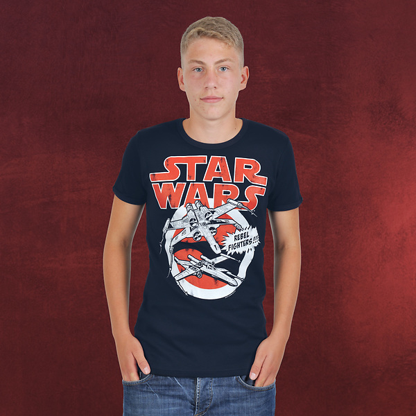 Star Wars - X-Wings T-Shirt navy