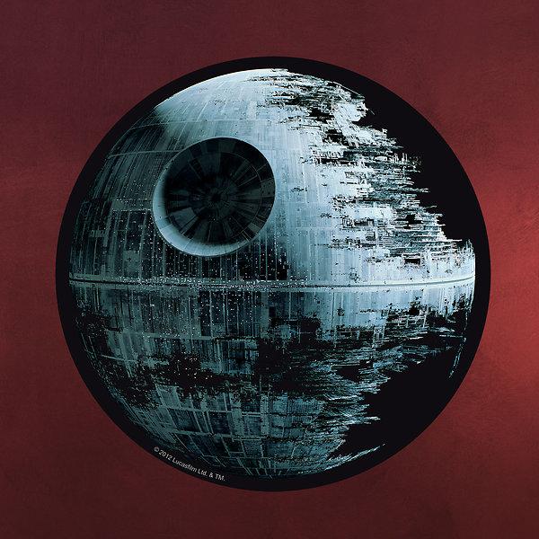 Star Wars - Todesstern Mousepad