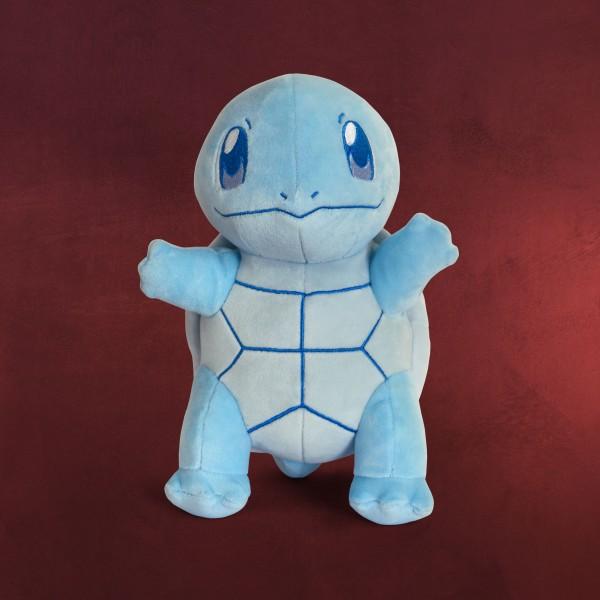 Pokemon - Schiggy Monochrom Plüsch Figur 21 cm