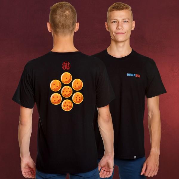 Dragon Ball - Dragon Pearls T-Shirt schwarz