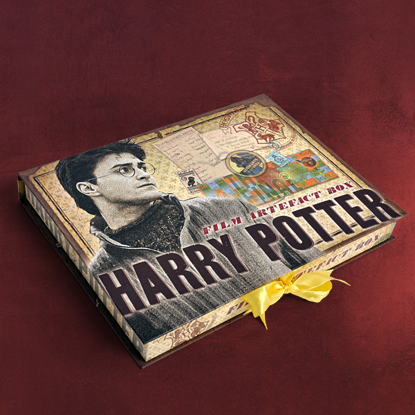 Harry Potter Artefakt Box Elbenwald