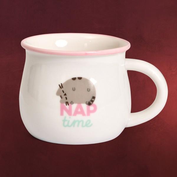 Pusheen- Nap Time Tasse