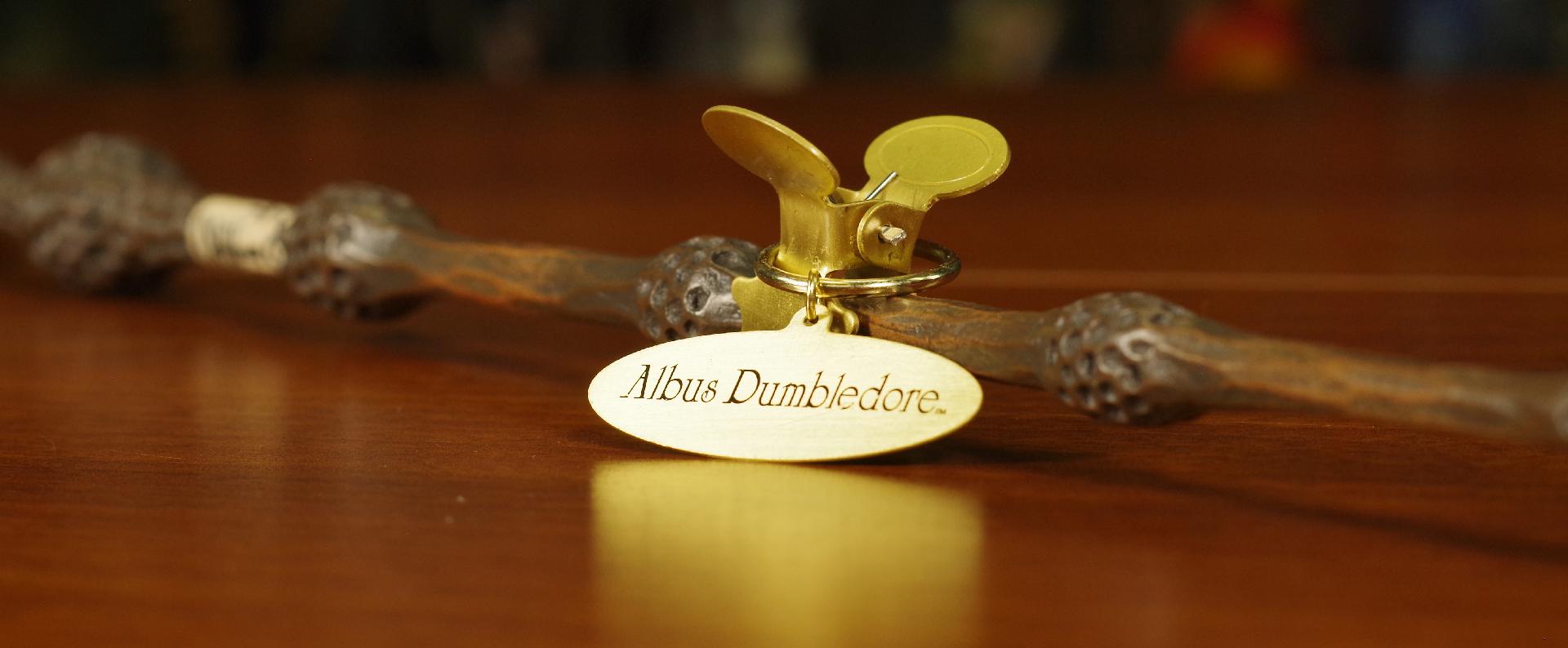 Harry Potter, Professor Dumbledore Zauberstab Charakter Edition