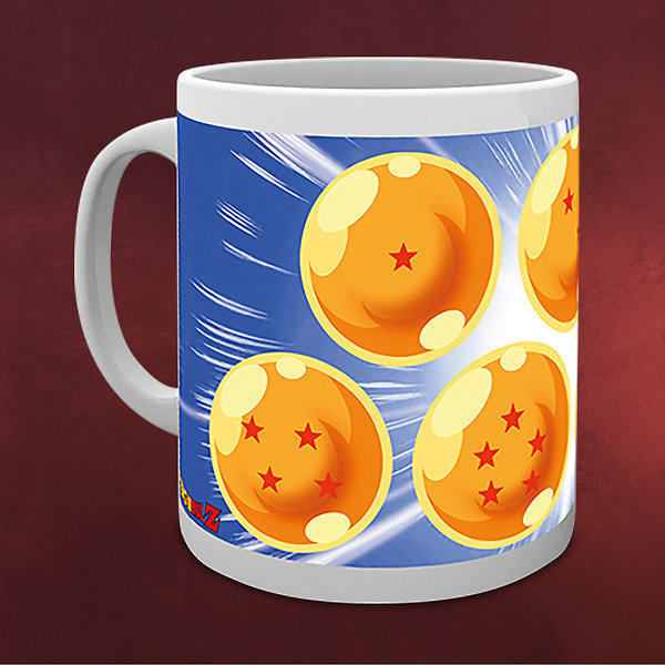 Dragon Ball Z - Dragonballs Tasse