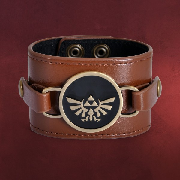 Zelda - Hyrule Logo Armband