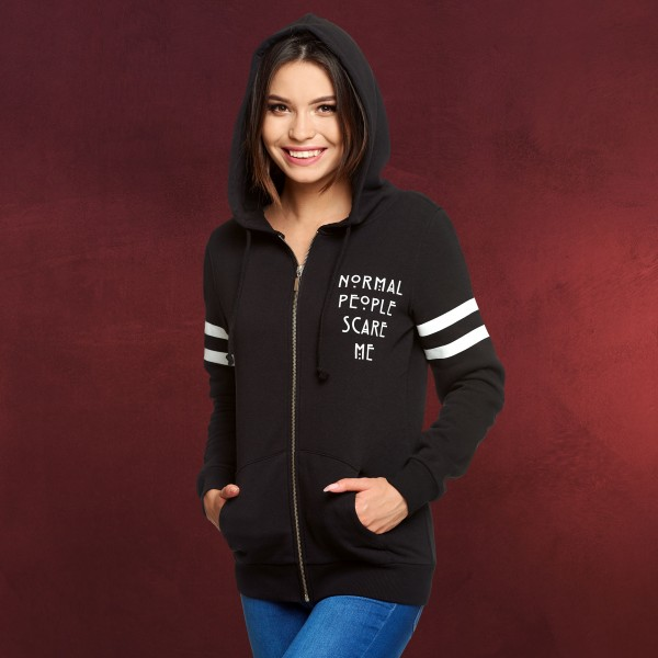 American Horror Story - Normal People Scare Me Kapuzenjacke Damen