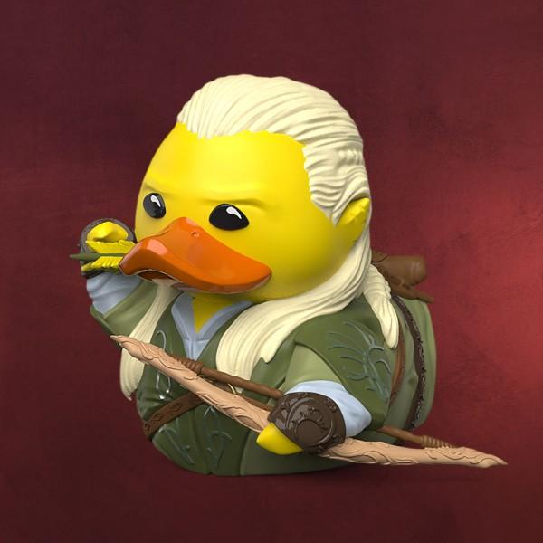 Herr der Ringe - Legolas TUBBZ Deko Ente