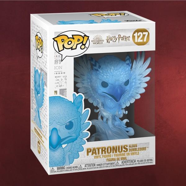 Harry Potter - Dumbledores Patronus Funko Pop Figur