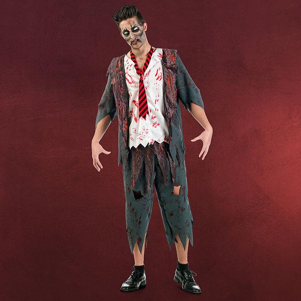 Zombie High School Boy Horror Kostüm