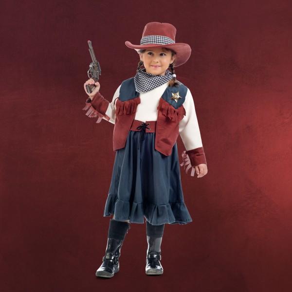 Cowgirl Annie - Kinderkostüm
