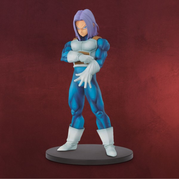 Dragonball Z - Trunks Resolution of Soldiers Figur 17 cm
