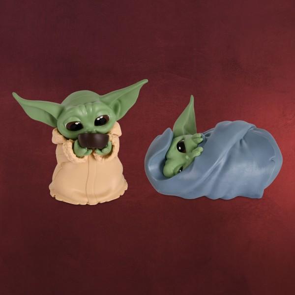 The Child mit Tasse und Decke Mini-Figuren-Set - Star Wars The Mandalorian