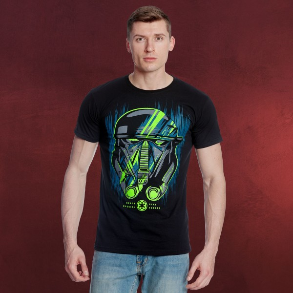 Star Wars T-Shirt - Death Trooper Special Force Rogue One