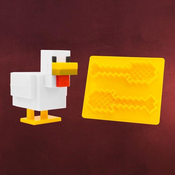 Minecraft - Frühstücksset