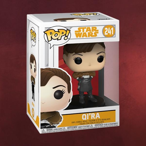 Star Wars - Qi'ra Funko Pop Wackelkopf-Figur
