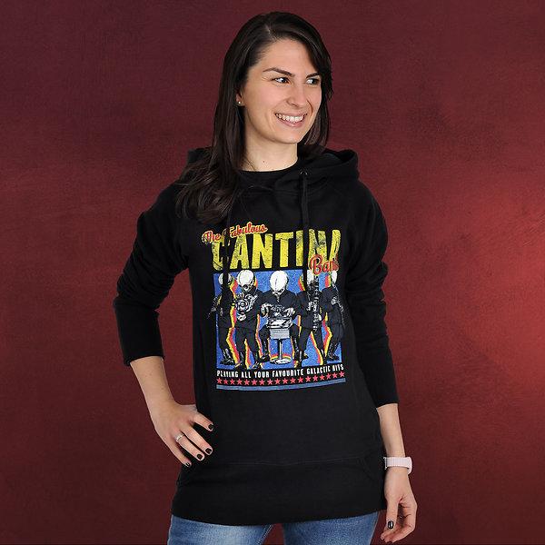 Star Wars - Cantina Band Hoodie Damen