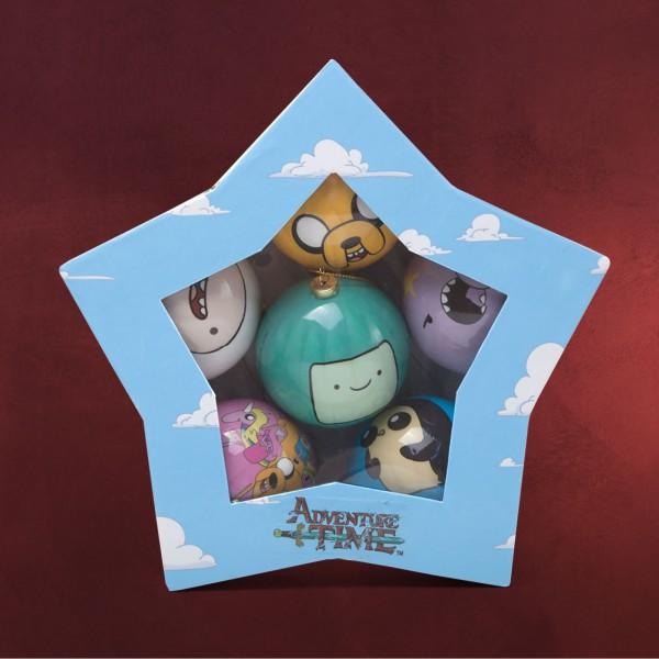 Adventure Time - Character Weihnachtskugeln