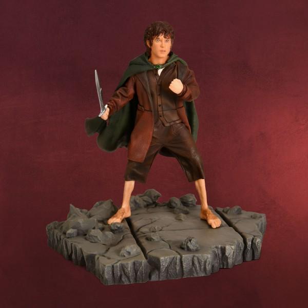 Herr der Ringe - Frodo BDS Art Scale Deluxe Statue 14 cm