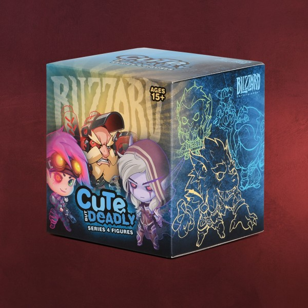 Blizzard - Cute But Deadly Mystery Figur Serie 4