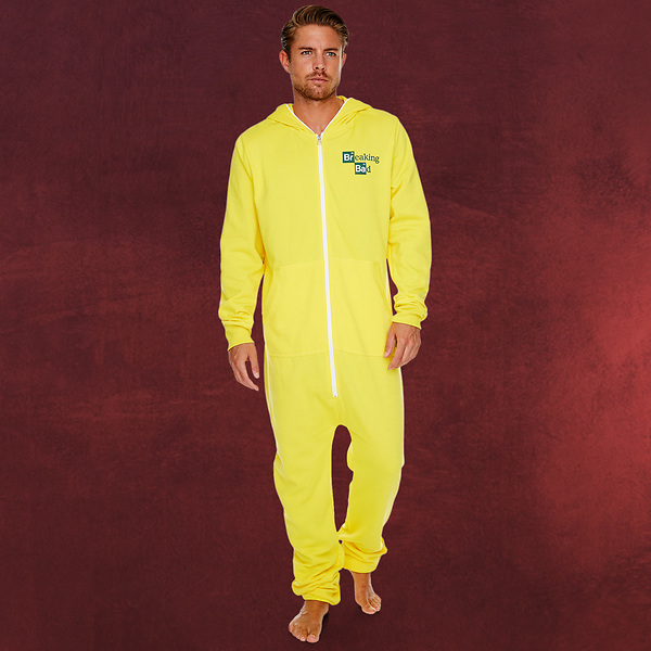Breaking Bad - Heisenbergs Laboranzug Onesie