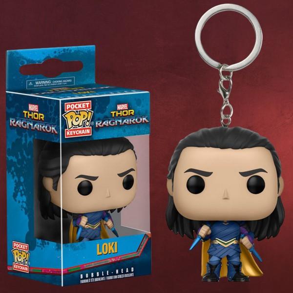 Thor - Loki Ragnarok Schlüsselanhänger