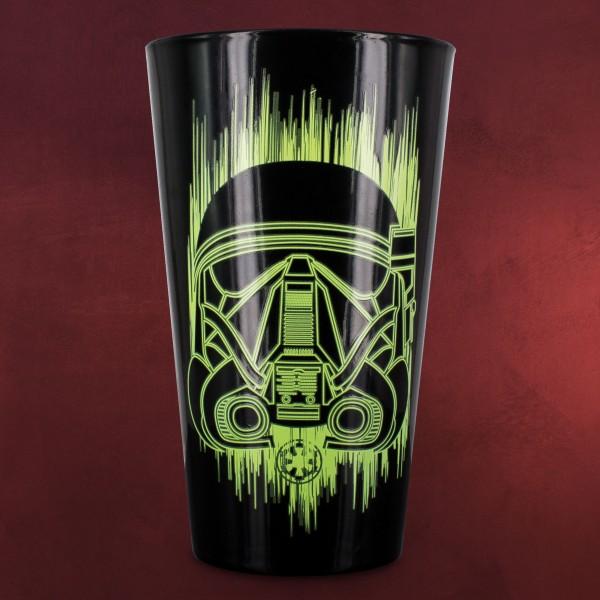 Rogue One - Death Trooper Farbwechsel Glas Star Wars