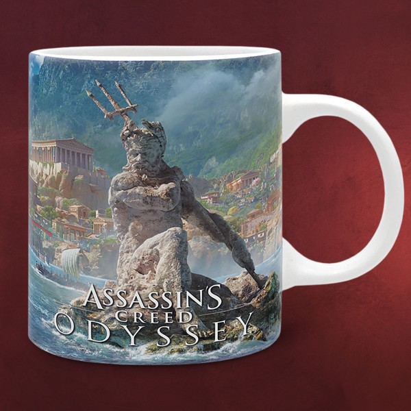 Assassins Creed - Odyssey Ancient Greece Tasse