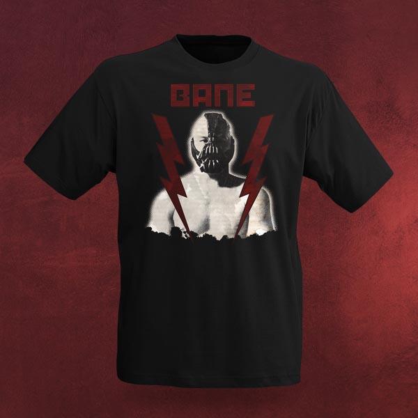 Batman - Bane Lightning T-Shirt