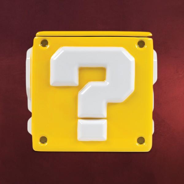 Super Mario - Fragezeichen Dose