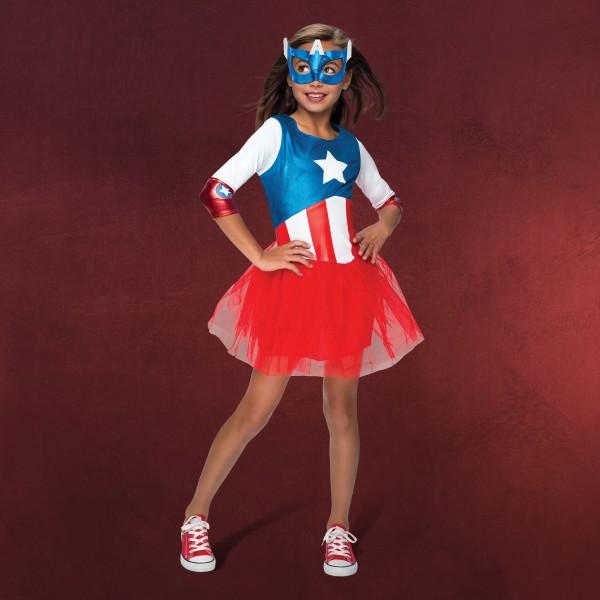 Captain America - Girl Dream Kostüm