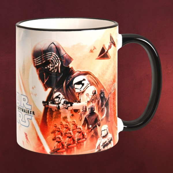 Star Wars - The Rise of Skywalker Collage Tasse