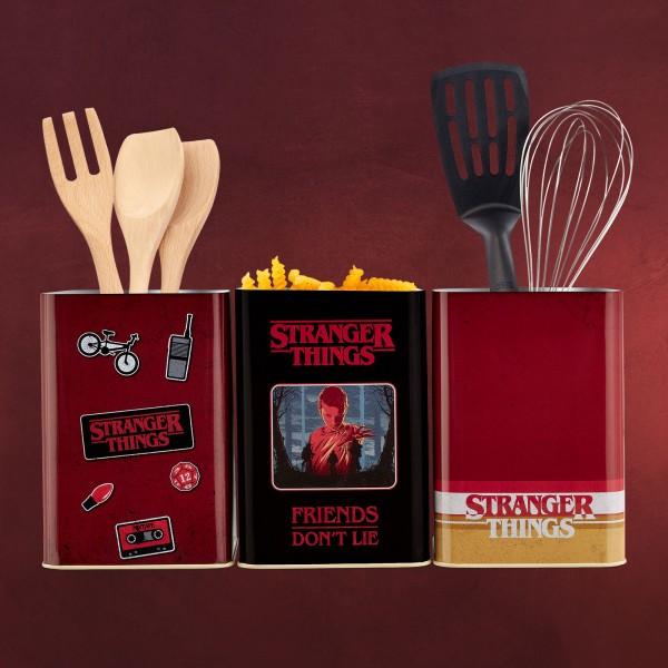 Stranger Things - Retro Dosen Set