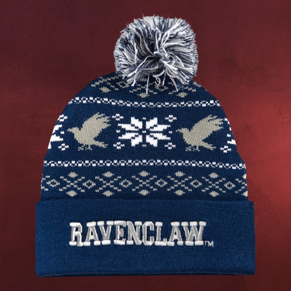 Harry Potter - Ravenclaw Norwegermütze blau