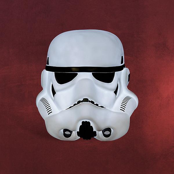 Star Wars - Stormtrooper 3D Lampe 25 cm | Elbenwald