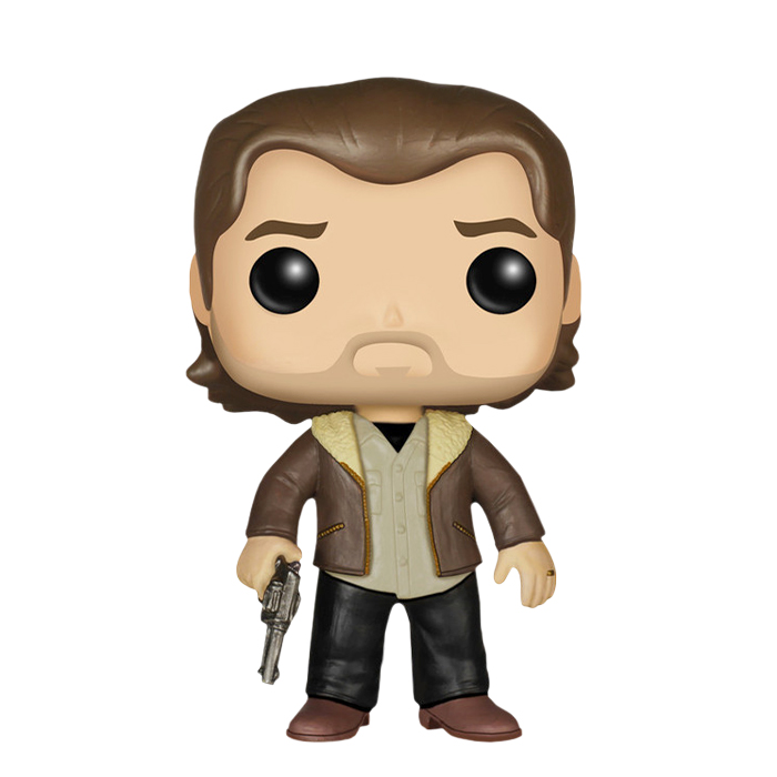 Walking Dead - Rick Grimes Mini-Figur Season 5