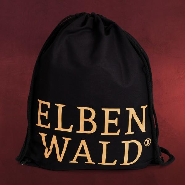 Elbenwald - Classic Logo Sportbag schwarz