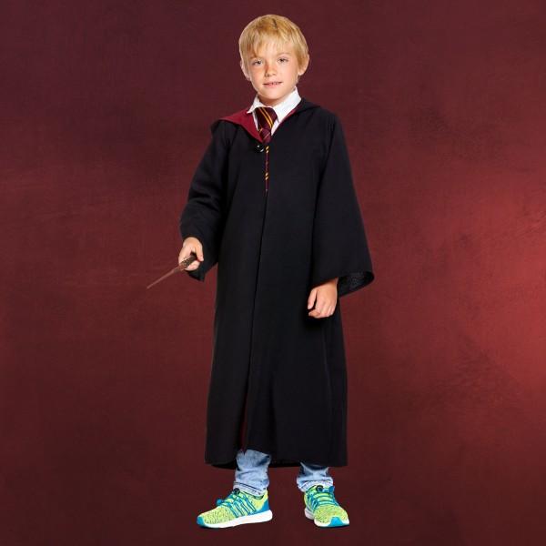 Zauberer Robe mit Kapuze für Kinder