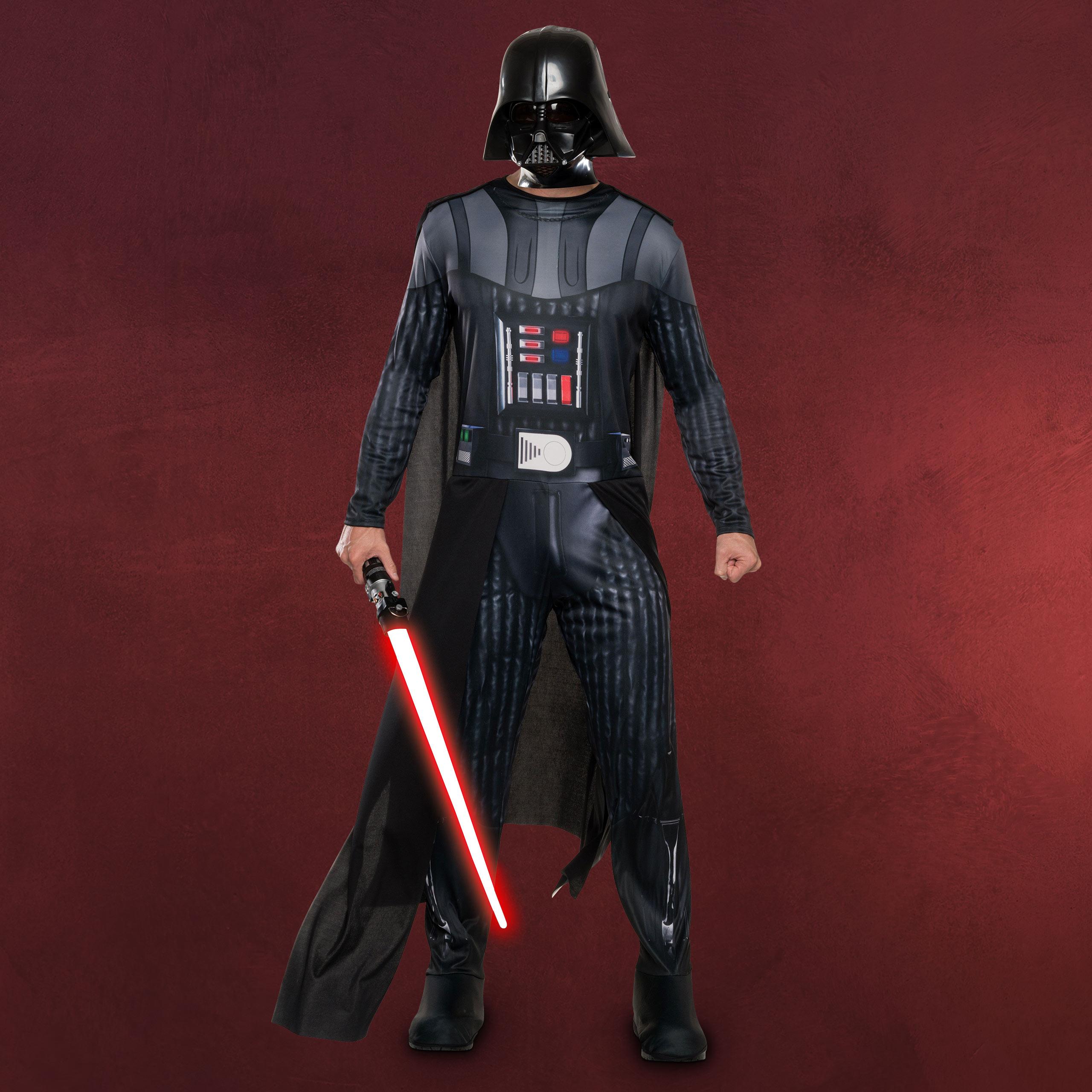 Star Wars Darth Vader Kostm Herren Elbenwald