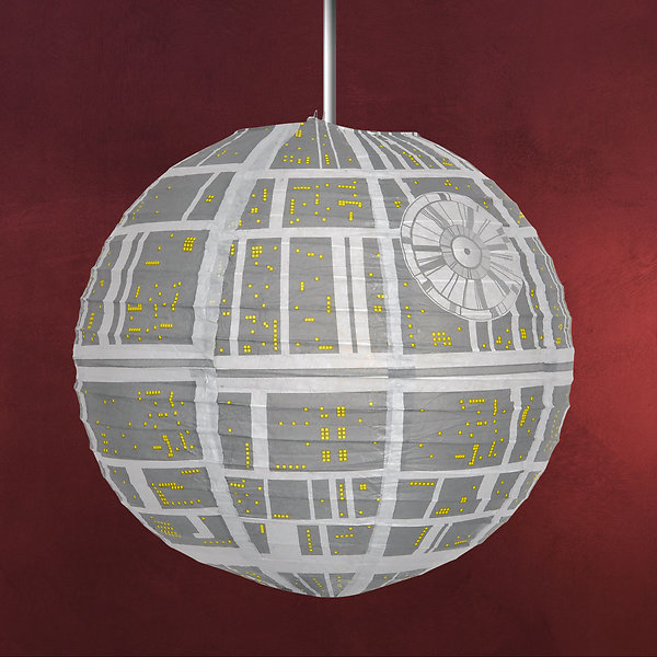 Star Wars - Todesstern Lampenschirm