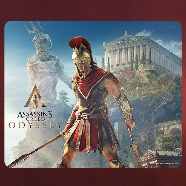 Assassins Creed - Alexios Mousepad