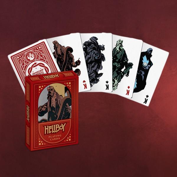 Hellboy Spielkarten