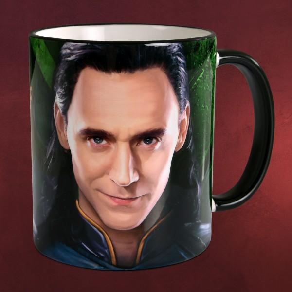 Loki - Master of Mischief Tasse