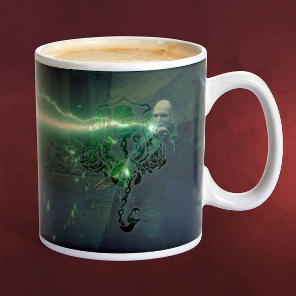 Harry Potter - Voldemort Thermoeffekt Tasse