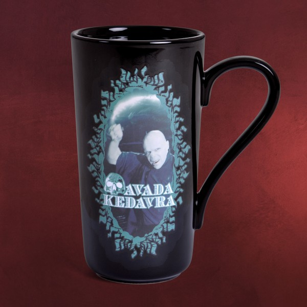 Harry Potter - Voldemort XXL Thermoeffekt Tasse