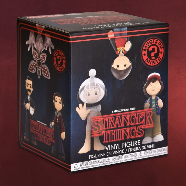 Stranger Things - Funko Mystery Minis Figur Serie 1