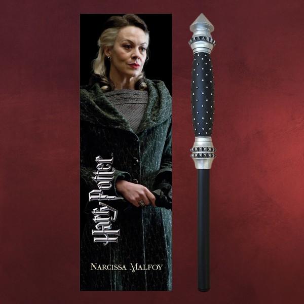 Narcissa Malfoy Zauberstabstift & Lesezeichen - Harry Potter